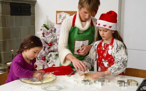 Zvládněte předvánoční úklid a pečení bez nervů a stresu!