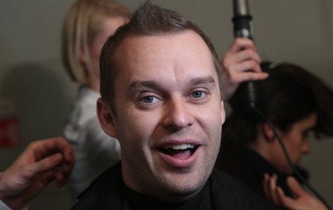Pavel Cejnar má obrovskou radost!