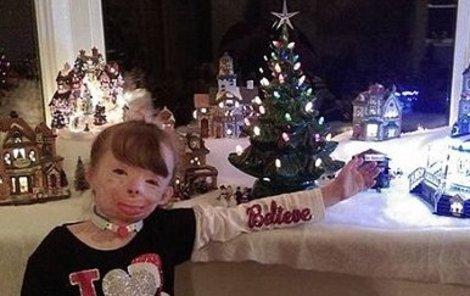 Vánoce Safyre zbožňuje.