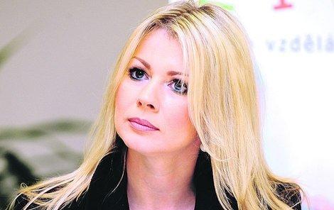 Tina Pletánková stále doufá, že peníze od TV Mňam příjdou.