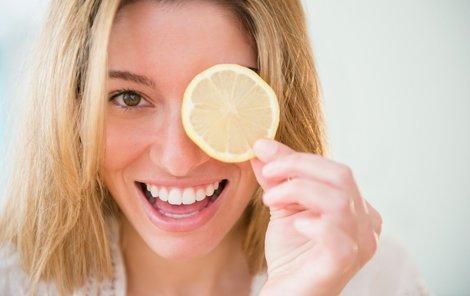 Citron je nepostradatelným pomocníkem v domácnost