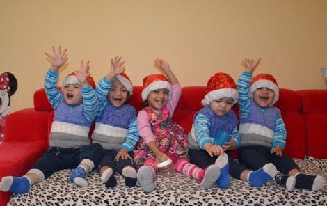 Rodinné centrum Milovice zveřejnilo speciální seznam vánočních přání.