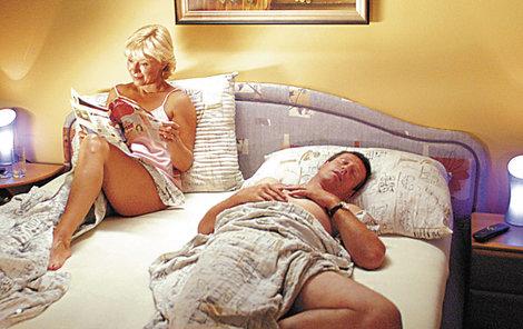 Na postelové scény s Vaškem Vydrou si už Jana netroufla. Paulová se rozhodla v Kameňáku nepokračovat a přišla o pořádný balík. Herečka se teď věnuje především divadlu.