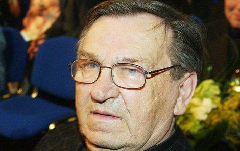 Režisér Antonín Moskalyk (†75) zemřel 27. ledna 2006.