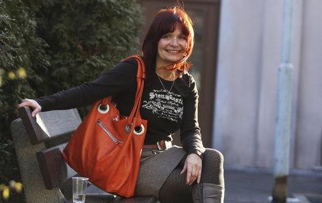 Ljuba Krbová (57) dbá na důkladné odlíčení. Její věk byste jí nehádali!