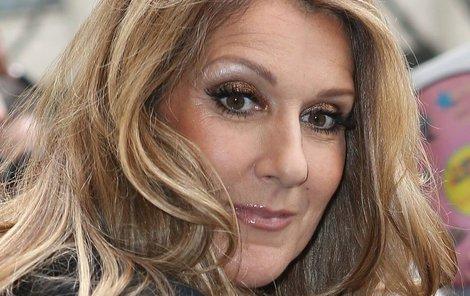 Céline Dion zemřel manžel.