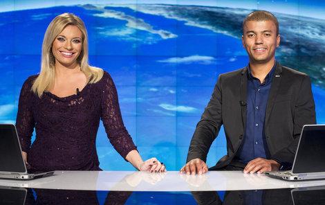 Diváci moderátory Televizních novin znají pouze s úsměvem na tváři. Ne všichni z nich se ale usmívají pořád...
