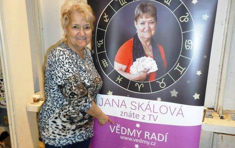 Kartářka Jana Skálová vykládá karty i celebritám. Setkat se s ní můžete už tento víkend v Brně.