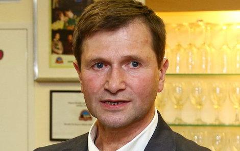 Jan Hrušínský se pomstil za loňské zdravotní problémy.