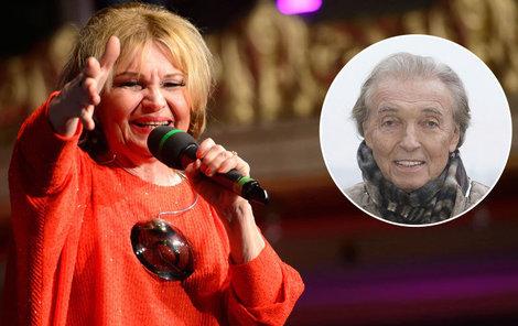 Slovenská zpěvačka Jana Kocianová prozradila před smrtí tajemství! Byl do ní zamilovaný samotný Karel Gott.