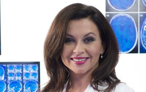 Dana Morávková se musí smířit s absencí v populárním seriálu.