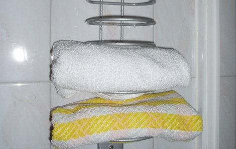 Jak vyrobit originální držák na ručníky?Zkuste to podle Stanislava!