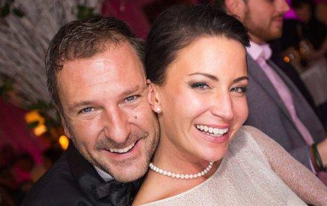 Partyšová se vdala za milionáře.
