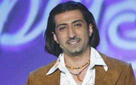 Ali Amiri v době soutěže studoval medicínu