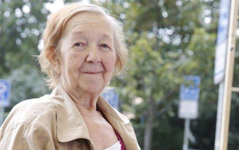Jaruš žila s manželem 15 let.