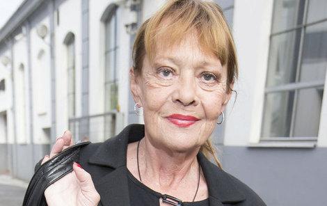 Za roli matky alkoholičky je Jana Šulcová nominovaná na Českého lva.