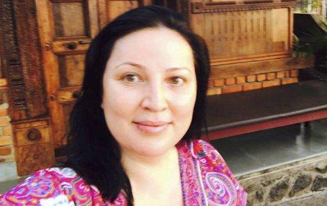 Ivana Christová vyrazila hubnout do Indie.