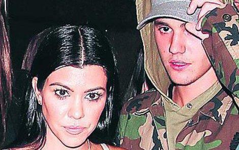 Bude z Justina a Kourtney idylická rodinka?