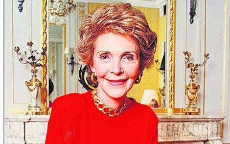 Paní Nancy byla vždycky šik dáma!