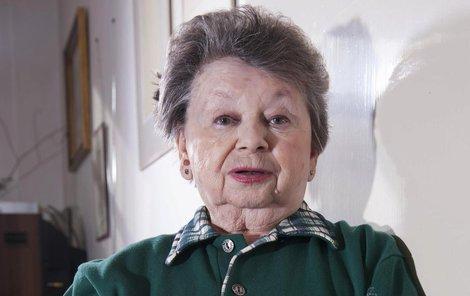 Aťka Janoušková (85)