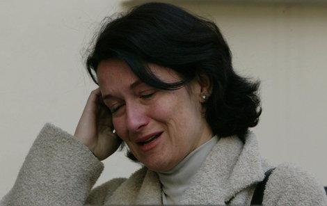 Mirka Čejková nemůže přijít bývalému manželovi na jméno...