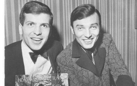 Gott a Sinatra se setkali v roce 1967 v Las Vegas.