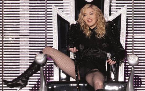 Madonna je nejúspěšnější sólovou umělkyní posledních 25 let.