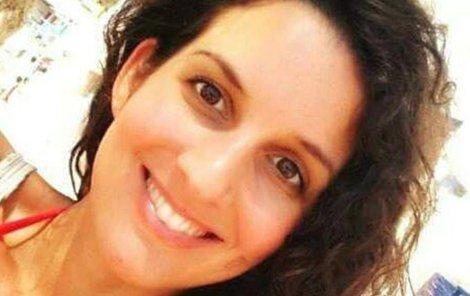 Aline Bastin - jedna z pohřešovaných.
