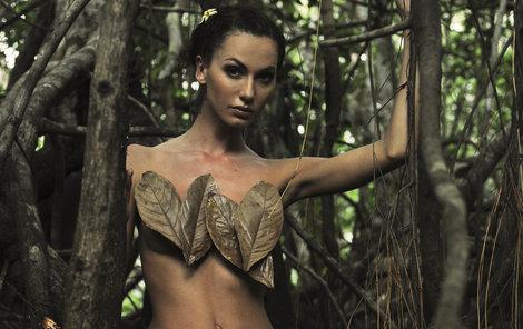 Modelka prodělala v Amazonii nepříjemnou tropickou chorobu.