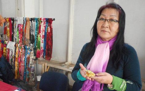 Mongolská šamanka bude jednou z těch, kdo na vás čekají na Astrovíkendu v Olomouci.