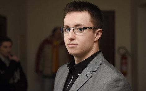 Lukáš Nečesaný dostal 13 let. Vaz mu zlomil i Facebook, respektive to, co na něj napsal.