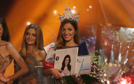 Českou Miss se stala Andrea Bezděková! Jak jste s výběrem spokojeni?