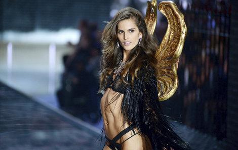 Modelka patří mezi největší klenoty Victoria´s Secret!