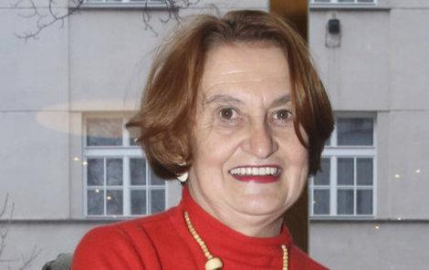 Eva Holubová promluvila o nadbytečných kilech.