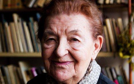 Herečka zemřela v 91 letech.