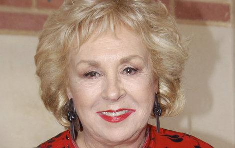 Doris Robertsová zemřela.