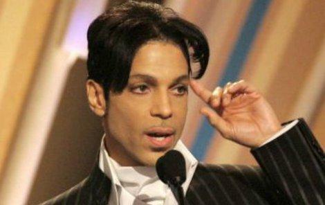 Zpěvák Prince