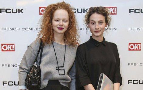 Anna Linhartová a Anna Fialová: Dobré podání velkorysé linie