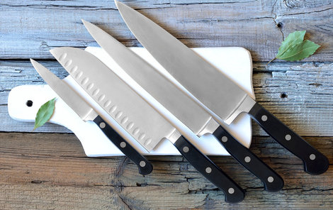 Základem kuchyně je správný nůž!