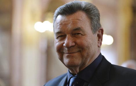 Herec Václav Postránecký byl oceněn...