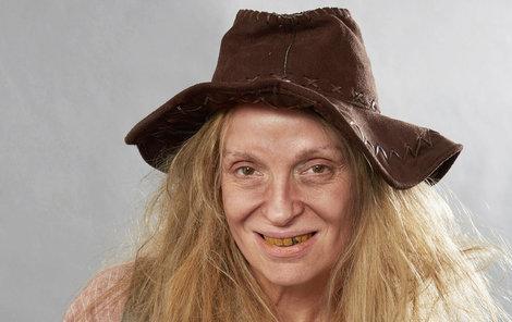 Ivana konečně nebyla za krásnou.
