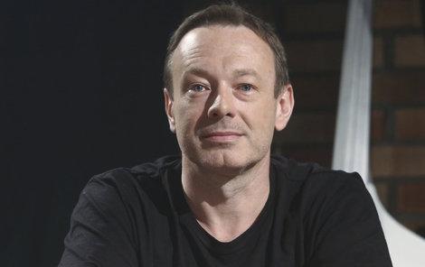 Ředitel festivalu Michal Dvořák.