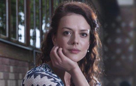 Andrea byla hvězdou seriálu Vyprávěj! Teď září v Ordinaci.