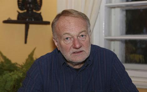 Komika Luďka Sobotu přešel jeho pověstný humor.
