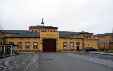 Věznice Plzeň-Bory.