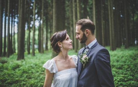 Gabriela Kratochvílová se může pyšnit titulem vdané paní.
