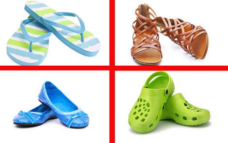 Jak nám tato obuv ničí nohy?