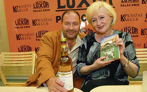 S tetou Dagmar Kludskou.
