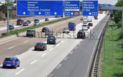Kolik projedete na evropských dálnicích?