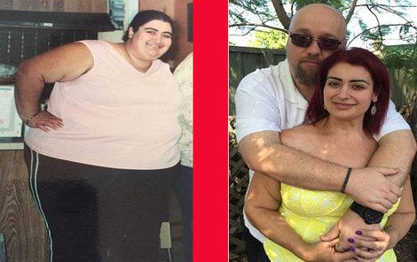 Jen Sheehan dokázala zhubnout neuvěřitelných 139 kilogramů!